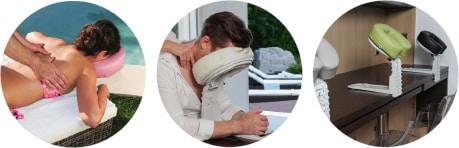 Coussin de massage MassMe